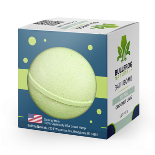 CBD Bath Bomb Lavender great topical delivery system for full spectrum CBD cannabinoids. They contain potent formulation designed to enhance your overall well-being.