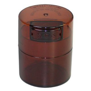Containers TV1-CCT Coffee Tint Cap & Body - 1.5OZ